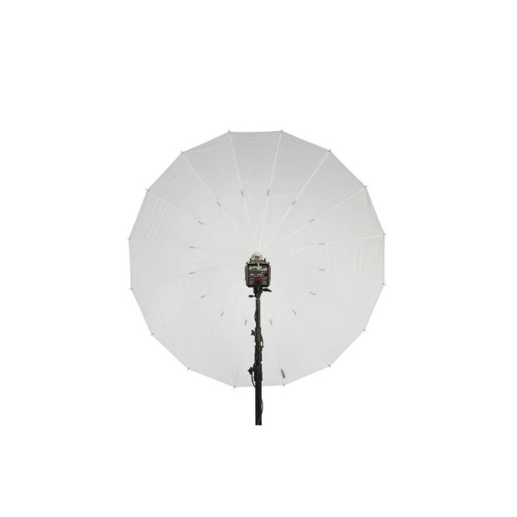 "51"" White PLM Umbrella"