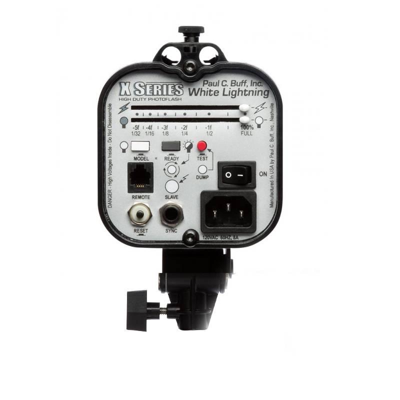 White Lightning Studioflitser X1600-2