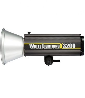 Paul C. Buff White Lightning Studioflitser X3200