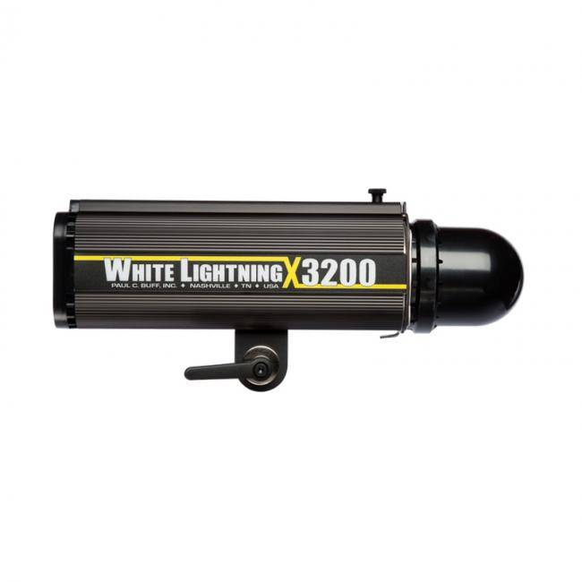 White Lightning Flash Unit X3200-4