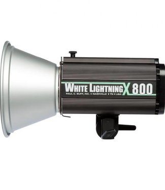 Paul C. Buff White Lightning Studioflitser X800