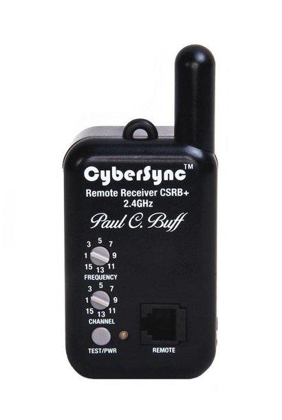 CyberSync Batterij Powered Plus Receiver