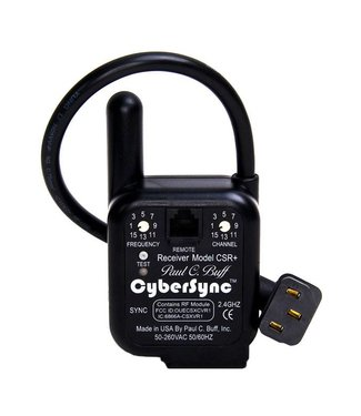 Paul C. Buff CyberSync AC Powered Plus Receiver