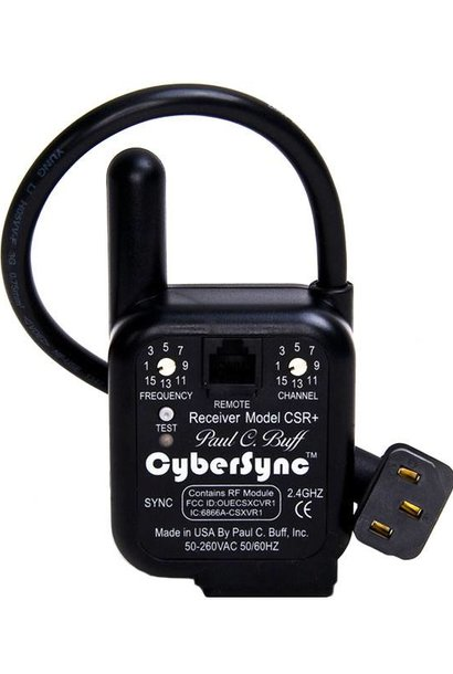 CyberSync AC Powered Plus Receiver