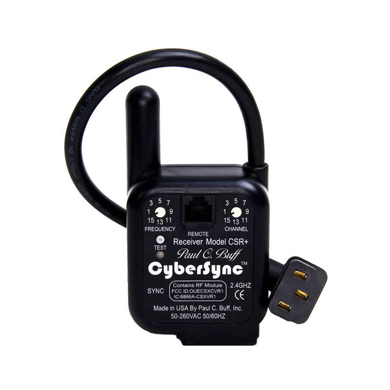 CyberSync AC Powered Plus Receiver-1