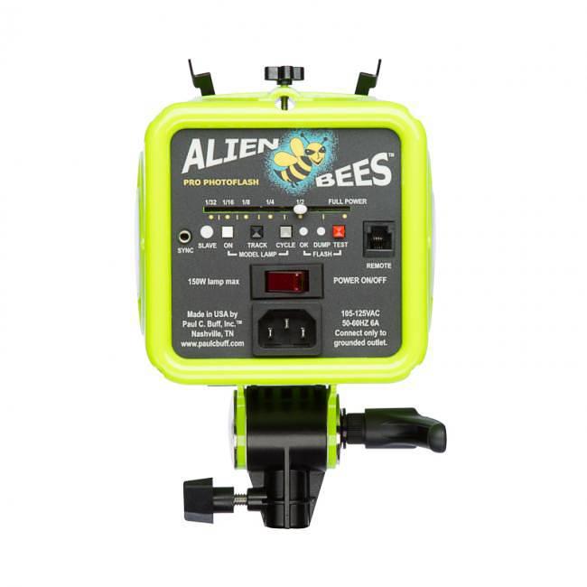AlienBees Studioflitser B800-2