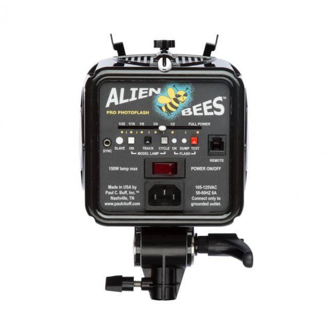 AlienBees Studioflitser B1600-2
