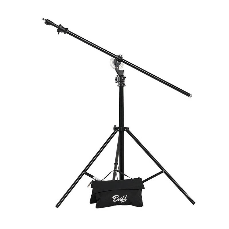 13' Heavy Duty Combination Boom Stand-1