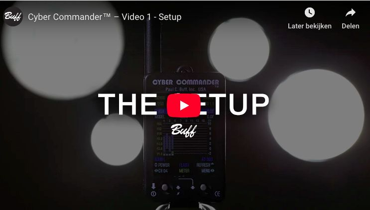 Cyber Commander – Video 1 - Setup