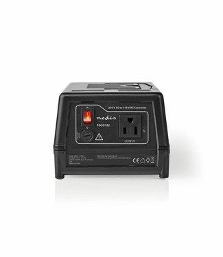 230 volt naar 110 volt omvormer maximaal 300W