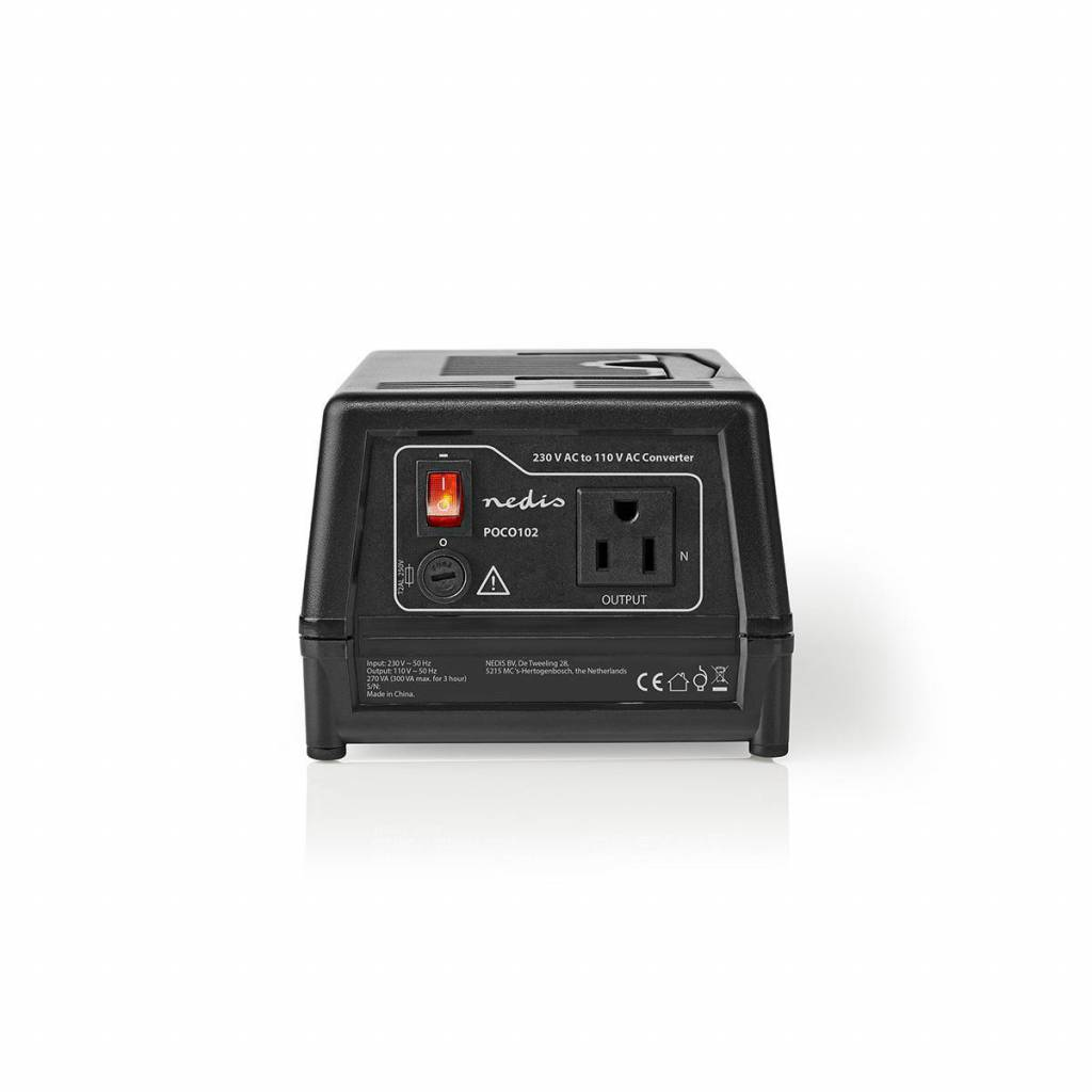 230 volts to 110 volts inverter up to 300W-1