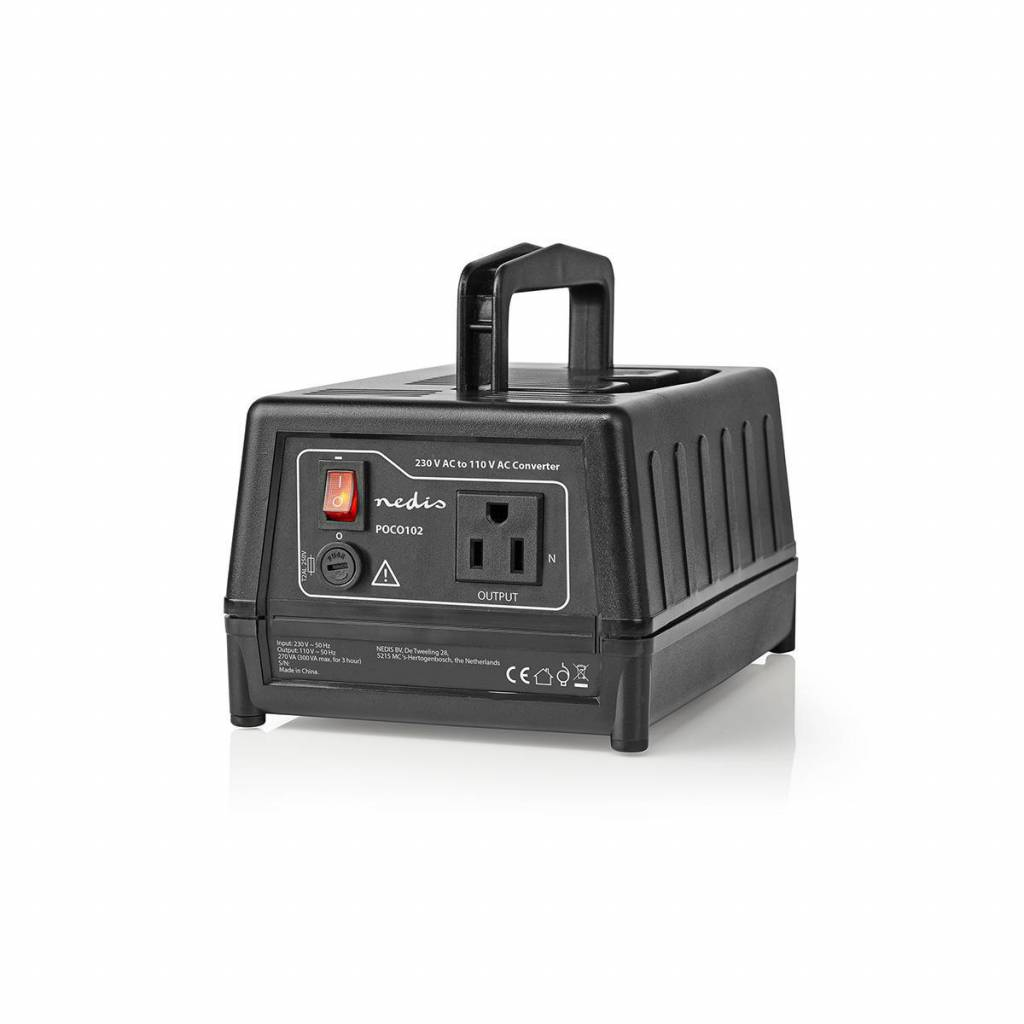 230 volts to 110 volts inverter up to 300W-2