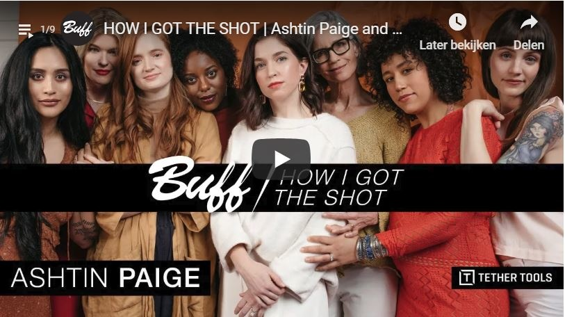 HOW I GOT THE SHOT | Ashtin Paige and Tether Tools