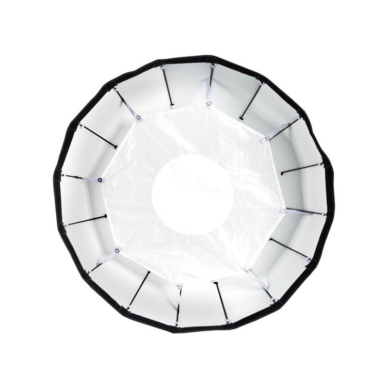 "24"" White Foldable Beauty Dish-1"