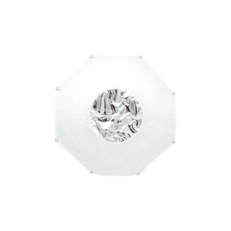 """24"""" Opvouwbare Witte Beauty Dish-5"""
