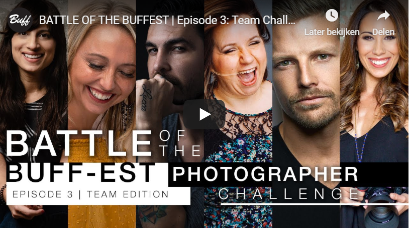 BATTLE OF THE BUFFEST | Episode 3: Team Challenge