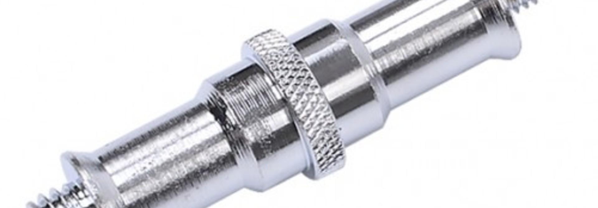 Metal Threaded Screw Adaptor Spigot