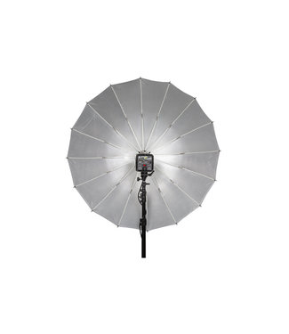 "Paul C. Buff 51"" Soft Silver PLM Umbrella"