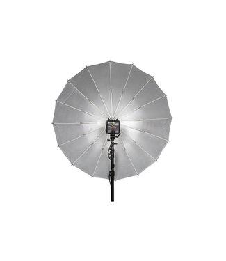 "Paul C. Buff 51"" Soft Zilver PLM Paraplu"