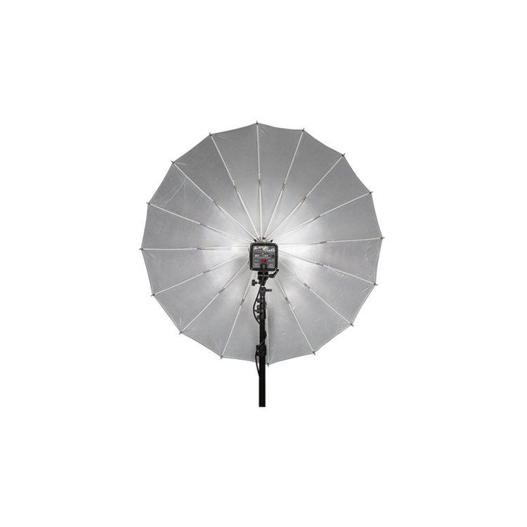 "51"" Soft Zilver PLM Paraplu"