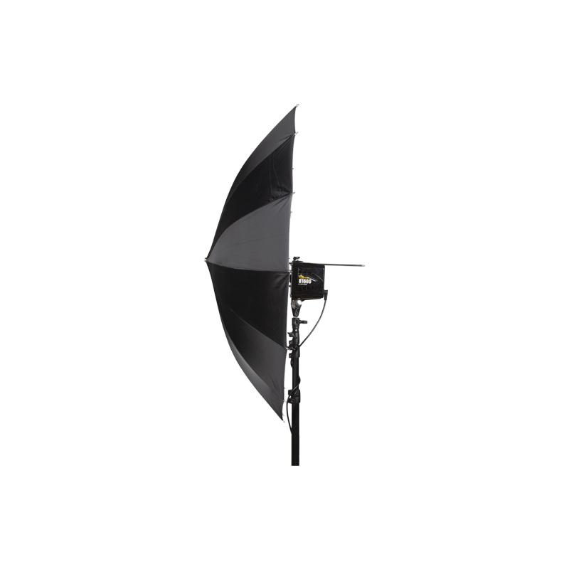 "51"" Soft Zilver PLM Paraplu-3"
