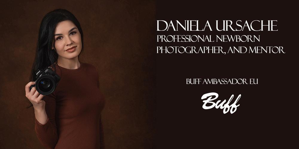 Daniela Ursache professional newborn photographer,