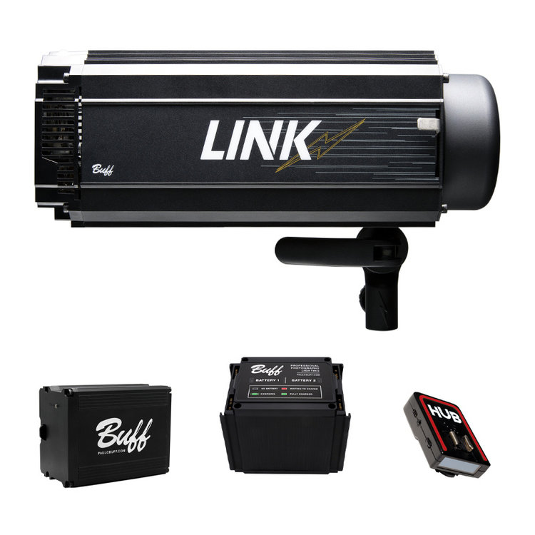 LINK 800 Watt Kit | Canon HUB