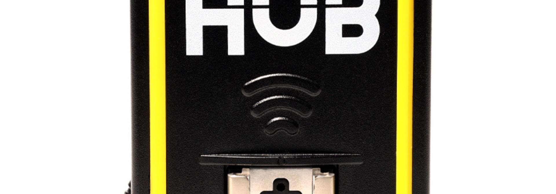 HUB Remote vor dem Nikon