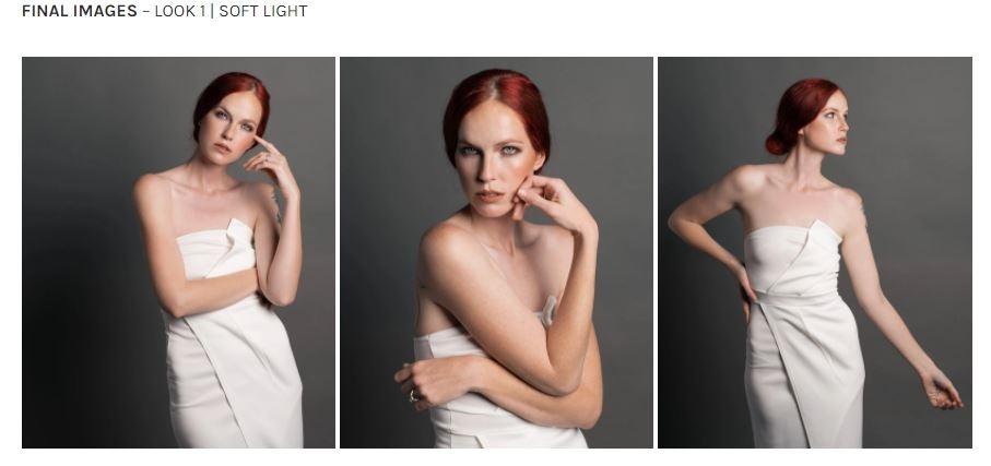 Fotoshoot Soft vs hard licht