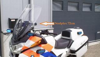 Ten years ago the Nedplex R1200RT Bubbles found their way