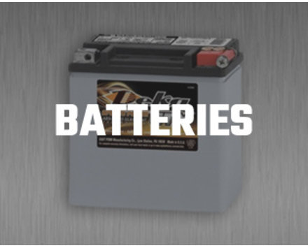 Batteries DEKA made in USA