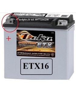 ETX16 DEKA ACCU made in USA