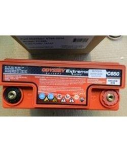 PC680 ODYSSEY - platine 8mm 2x   L terminal protecions de bornes