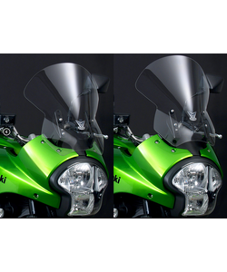 650  VERSYS bulle haute  Vstream
