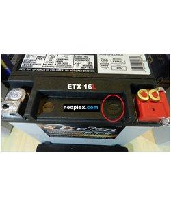 ETX16L DEKA ACCU  made in USA