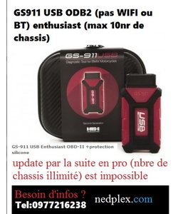 GS911 usb ODB2 max 10VIN