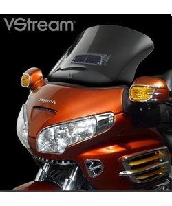ruit 55,9 x 66cm  voor Honda GL1800 '02- (met rooster uitsparing) N20012A Vervangingsruit National Cycle VSTREAM