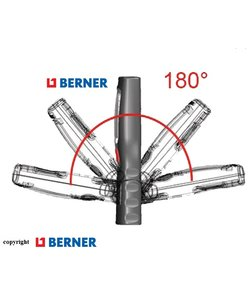 lampe berner rechargeable