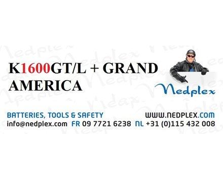 K1600GT/L + GRAND AMERICA