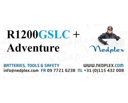 R1200GSLC+Adventure