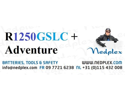 R1250GSLC +Adventure