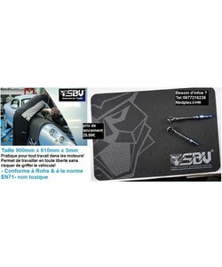 Wing Cover - Anti Slip 900mm x 610mm x 5mm