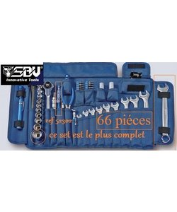 Set d'Outillage  trousse 66pcs Moto Touring & PRO-BMW- ref52302