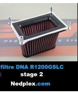 R1200GSLC filtre DNA stage 2 +suppresseur de valve