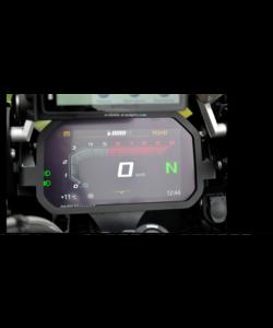1200/1250 GS/GSA  diefstalbeveiliging voor TFT display alleen voor originele BMW ruit