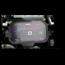 Termersit 1200/1250 GS/GSA  diefstalbeveiliging voor TFT display alleen voor originele BMW ruit