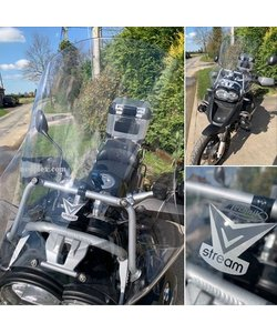 bulle Vstream  R1200GS ADVENTURE 2006-2012
