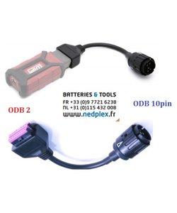 cable odb 2 GS911 => GS911 ODB1