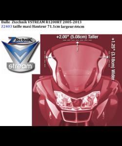 R1200RT bulle haute Vstream  71,1 x 66cm (Z2403)