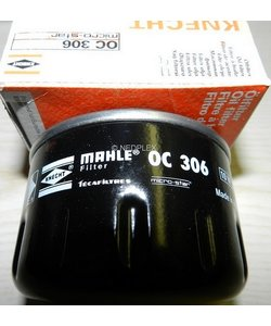 OC306 oil filter Mahle/Knecht